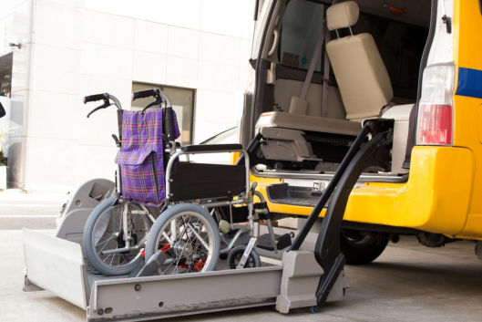 Common Wheelchair Transportation Safety Tips to Remember
